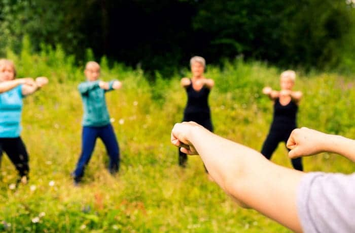 Women's Qigong Classes in Cambridge