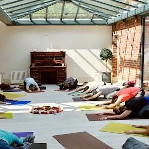 Women's Autumn Weekend Yoga Retreat