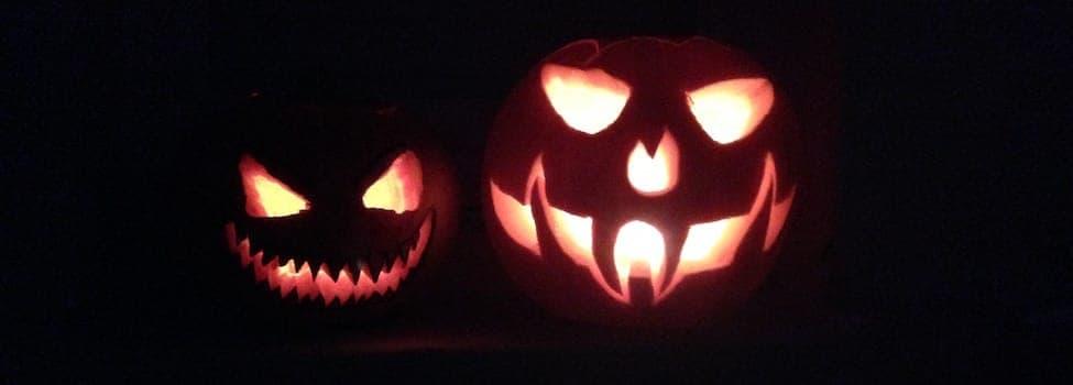 Spooky Halloween energy