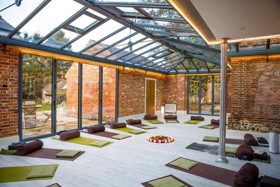 Women's Yoga Retreat Norfolk
