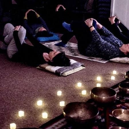 Qigong and Tibetan Bowls Workshop