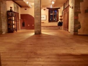 Space for Yoga retreats