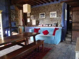 Communal Spaces for Holidays and Yoga Retreats