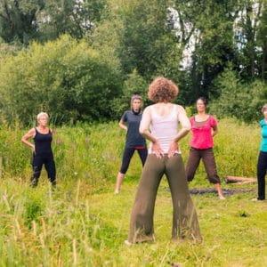 Women's Qigong Classes in Cambridge