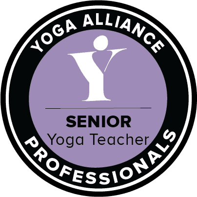 Yoga Alliance Professional Senior Teacher