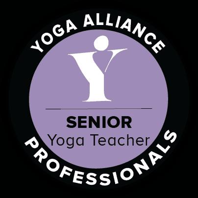 Yoga Alliance Professional Senior Teacher