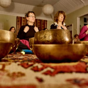 Qigong and Tibetan Bowls