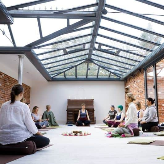 Yoga and Qigong Classes in Cambridge