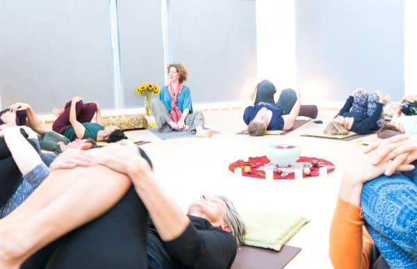 Yoga Classes in Cambridge